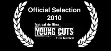 Official Selection, YoungCuts Film Fest 2010